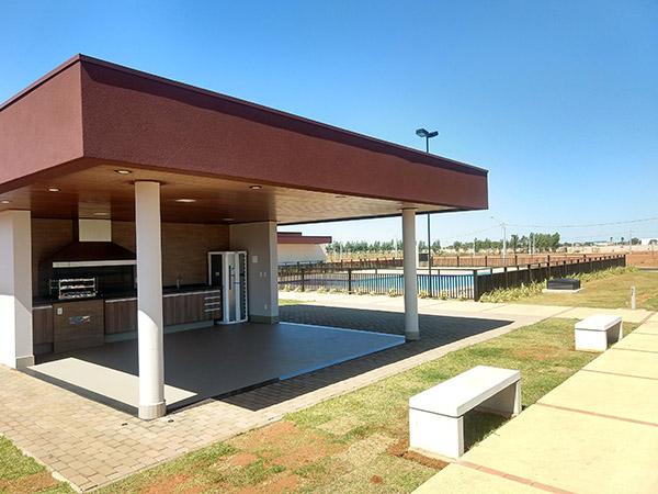 11- Centro de Lazer e Esportes - Quiosque