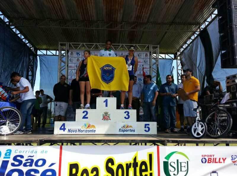 Na 28ª Corrida São José, ABDA Atletismo tem ótimos resultados