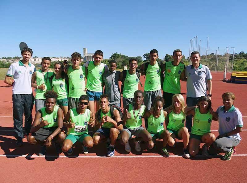 ABDA Atletismo teve ótimo desempenho em duas competições no fim de semana