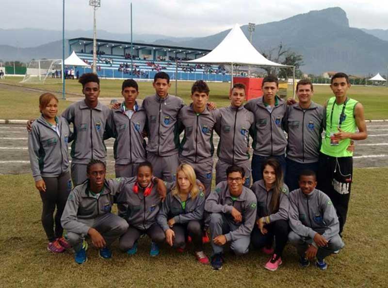 ABDA Atletismo representou Bauru nos Jogos Abertos da Juventude