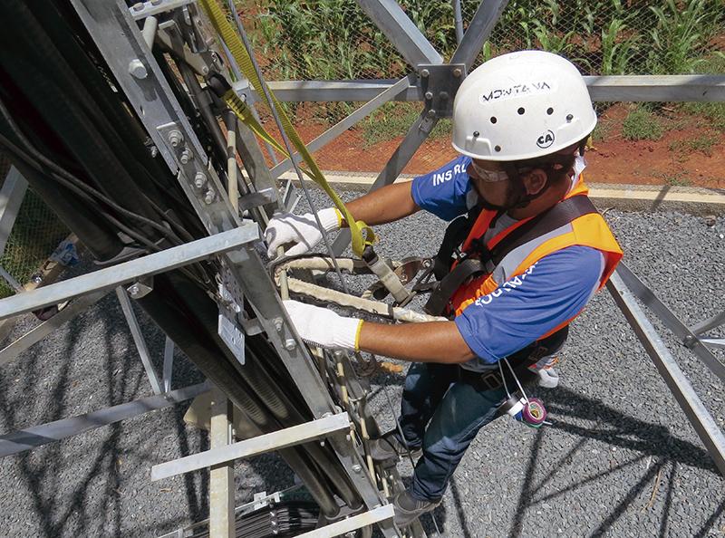 Zopone executa instalação para a Huawei de WL e MW em todo o Brasil