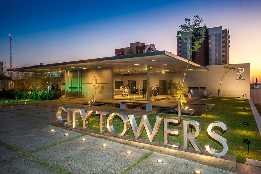 Z-Incorporações / Zopone traz complexo residencial pioneiro para Bauru