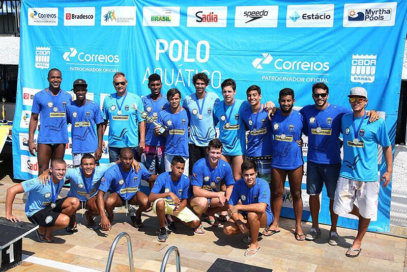 ABDA conquista o vice-campeonato no Troféu Brasil Adulto de Polo Aquático