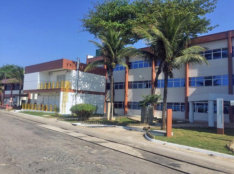 Petrobras, Macaé-RJ, construção do Prédio 106/114