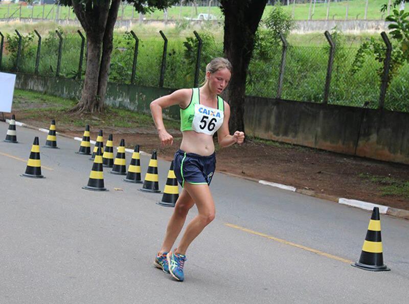 Atleta da ABDA conquista título dos 10km marcha atlética da Copa do Brasil